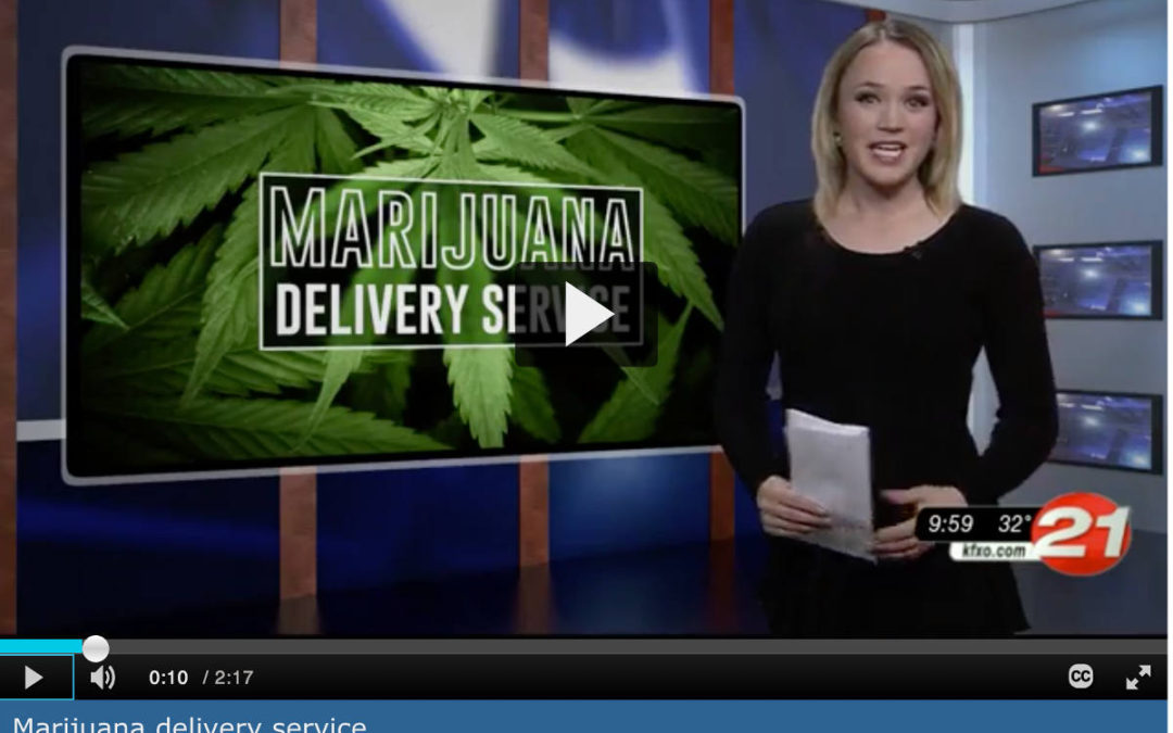 Marijuana Delivery in Bend Oregon