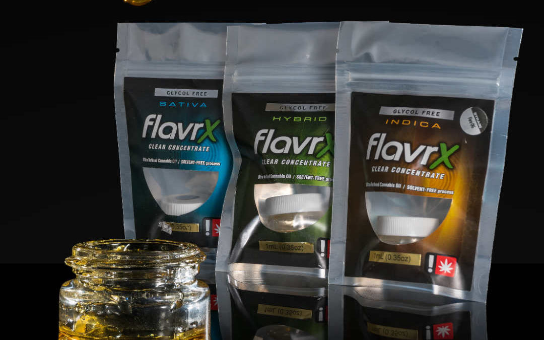 FlavRX Is Now Available At Cannabend