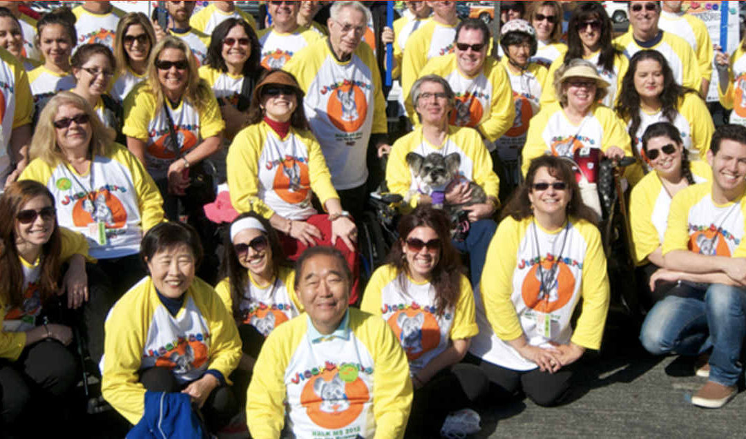 Walk with us to create a world free of MS at MS Walk Bend