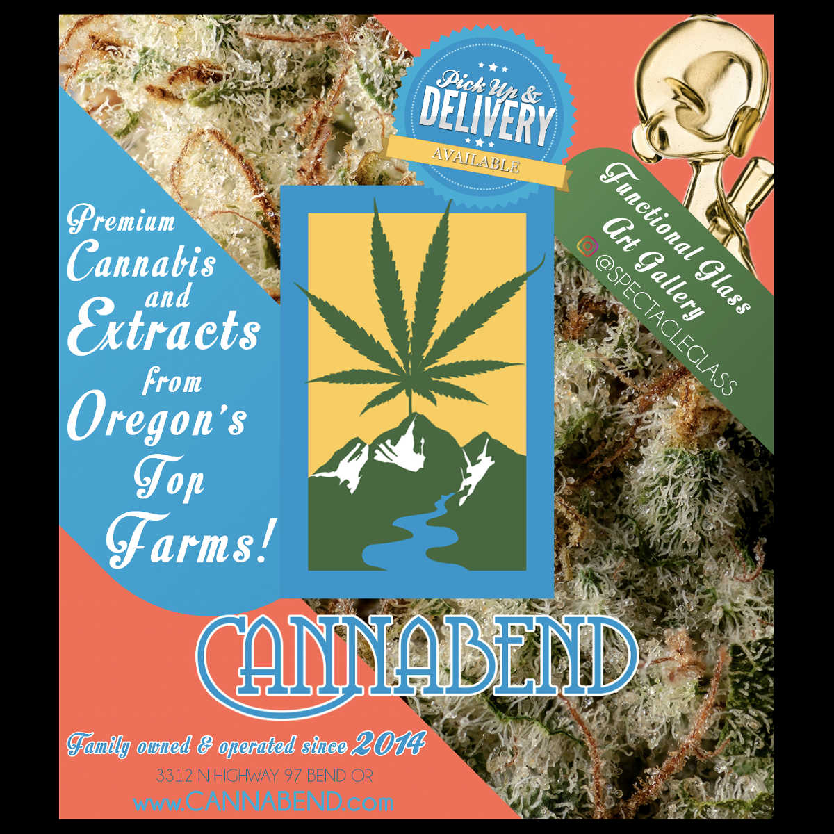 Cannabend | Central Oregon's Premier Medical and